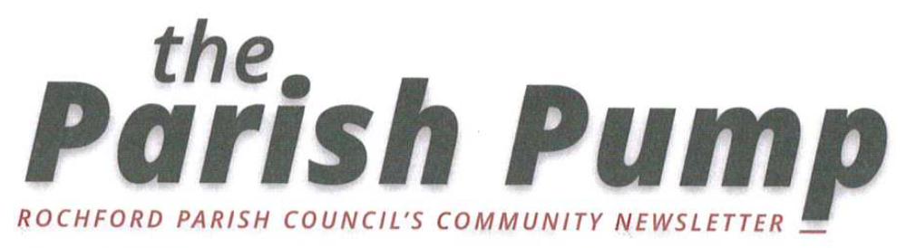 Parish Pump December 2018